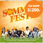 Produktbilde for Sommerfest! (CD)