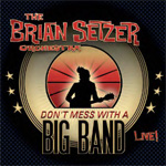 Don't Mess With A Big Band - Live (2CD)