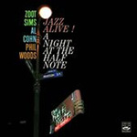 Jazz Alive! A Night At The Half Spot (CD)