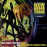 The Night Before The Day The Earth Stood Still (CD)