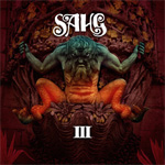 Sahg III - Limited Edition (m/DVD) (CD)