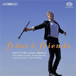 Martin Fröst - Fröst & Friends: Martin Fröst Plays Encores (CD)