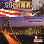 Gershwin: Rhapsody In Blue; Concerto In F; An American In Paris; Cuban Overture; Porgy And Bess Melodies (2CD)