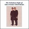 The Fabulous Style Of The Everly Brothers (CD)