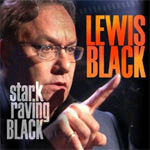 Stark Raving Black (CD)