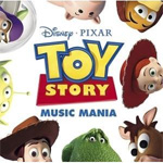 Toy Story Music Mania (CD)