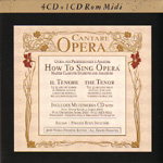 Cantare Opera: How To Sing Opera (5CD)