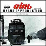 Means Of Production - The Singles: 1995-1998 (CD)