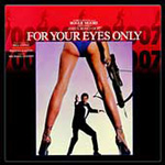 For Your Eyes Only - James Bond (Remastered) (CD)