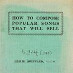 How To Compose Popular Songs That Sell Well (CD)