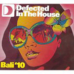 Defected In The House: Bali 10 (2CD)
