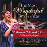 Natalie Cole/Mormon Tabernacle Choir - The Most Wonderful Time Of The Year (CD)