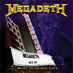 Rust In Peace Live (CD)
