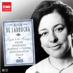 Alicia De Larrocha - Complete EMI Recordings (8CD)