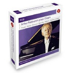 Arthur Rubinstein - Plays Chopin (10CD)