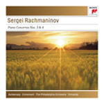 Rachmaninov: Piano Concertos 3 & 4 (CD)
