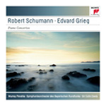 Schumann: Piano Concerto in A Minor, Op. 54 & Grieg: Piano Concerto in A Minor, Op. 16 (CD)