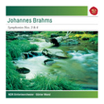 Brahms: Symphonies No.3 & 4 (CD)
