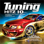 Tuning Hitz 10 (m/DVD) (CD)