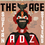 Produktbilde for The Age Of Adz (CD)