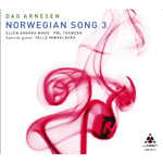 Produktbilde for Norwegian Song 3 (CD)