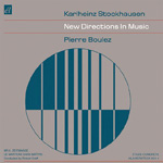 Stockhausen: New Directions In Music (CD)