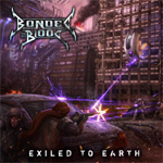 Exiled To Earth (CD)