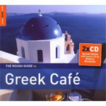 Produktbilde for The Rough Guide To Greek Café (2CD)