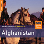 The Rough Guide To The Music Of Afghanistan (USA-import) (2CD)