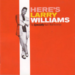 Here's Larry Williams (CD)