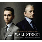 Wall Street: Money Never Sleeps (CD)