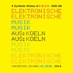 A Synthetic History Of E.M.A.K. 1982 - 1988 (CD)