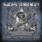 No Mercy Fool! / The Suicidal Family (CD)