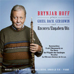 Brynjar Hoff Plays Grieg,Bach And Gershwin (CD)