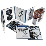"Ninja Tune XX - Limited Box Set (6CD+VINYL 6 x 7""+Bok)"