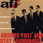 Answer That And Stay Fashionable (CD)