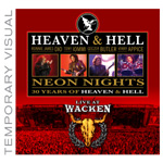 Neon Nights - 30 Years Of Heaven & Hell: Live At Wacken (CD)