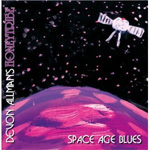 Space Age Blues (CD)