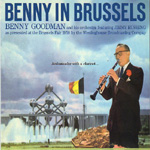 Benny In Brussels (CD)