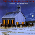 Acoustic Christmas Carols: Cowboy Christmas II (CD)