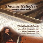 T.Tellefsen:  Complete Piano Works (CD)