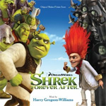 Shrek - Forever After - Score (CD)