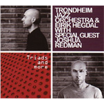 Triads And More - With Special Guest Joshua Redman (m/DVD) (CD)