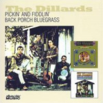 Back Porch Bluegrass / Pickin' and Fiddlin' (CD)