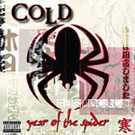 Year Of The Spider (CD)