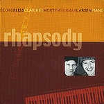 Produktbilde for Rhapsody (CD)