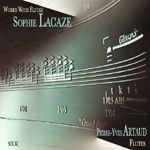 Lacaze: Works With Flutes (CD)