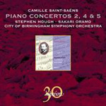 Saint-Saens: Piano Concertos Nos. 2, 4 and 5 (CD)