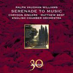 Vaughan Williams: Serenade To Music; 5 Mystical Songs; Flos Campi (CD)