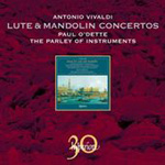 Vivaldi: Lute and Mandolin Concertos (CD)